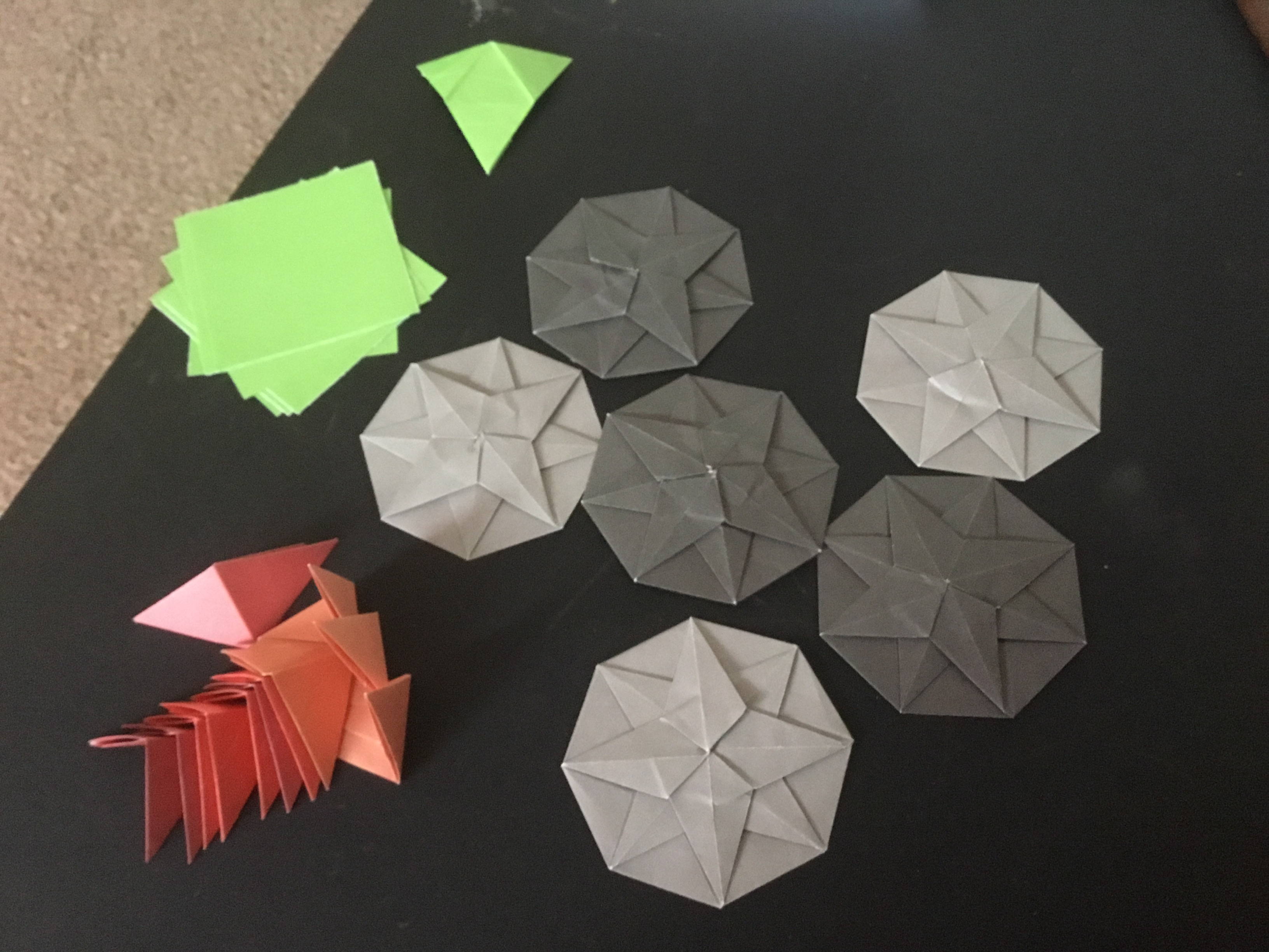 Paper Craft Project #18-Octagonal Star Gigi1565